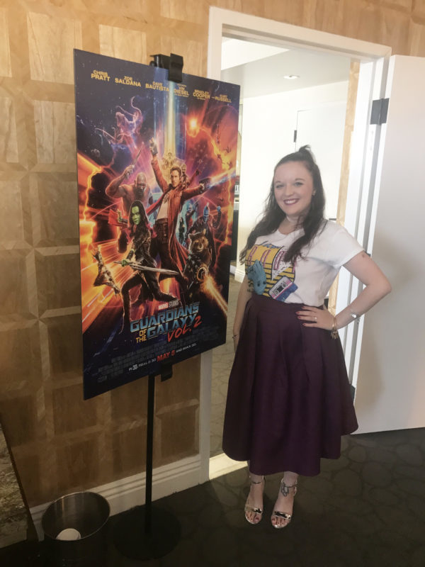 Let's talk about what I wore to the Guardians of the Galaxy Vol. 2 World Premiere, Descendants 2 Event, and DWTS lesson! I'll tell you exactly what I wore, where I got it, how I styled it, and what I almost wore in the post.