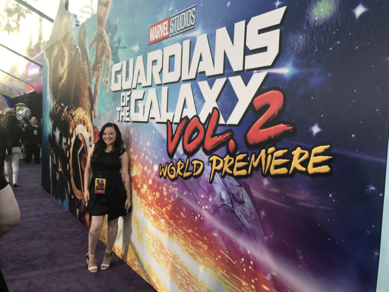Let's talk about what I wore to the Guardians of the Galaxy Vol. 2 World Premiere, Descendants 2 Event, and DWTS lesson! I'll tell you exactly what I wore, where I got it, how I styled it, and what I almost wore in the unbiased post.