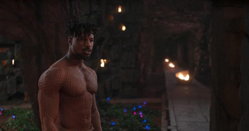 Black Panther Villain Michael B Jordan
