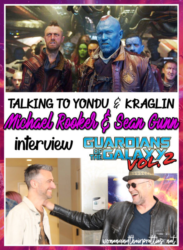 Sean Gunn Guardians Interview - Kraglin speaks out