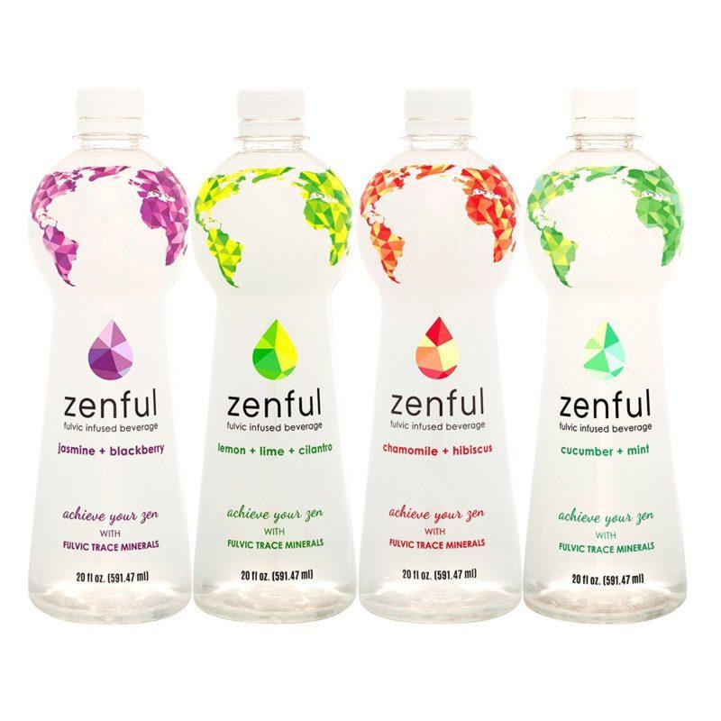 Zenful Antioxidant Infused Organic Energy Drink
