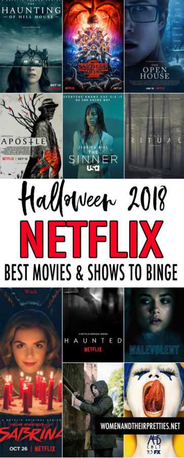 best Netflix Halloween Movies and SHows