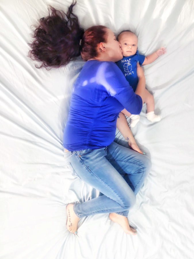 best angles for baby photos
