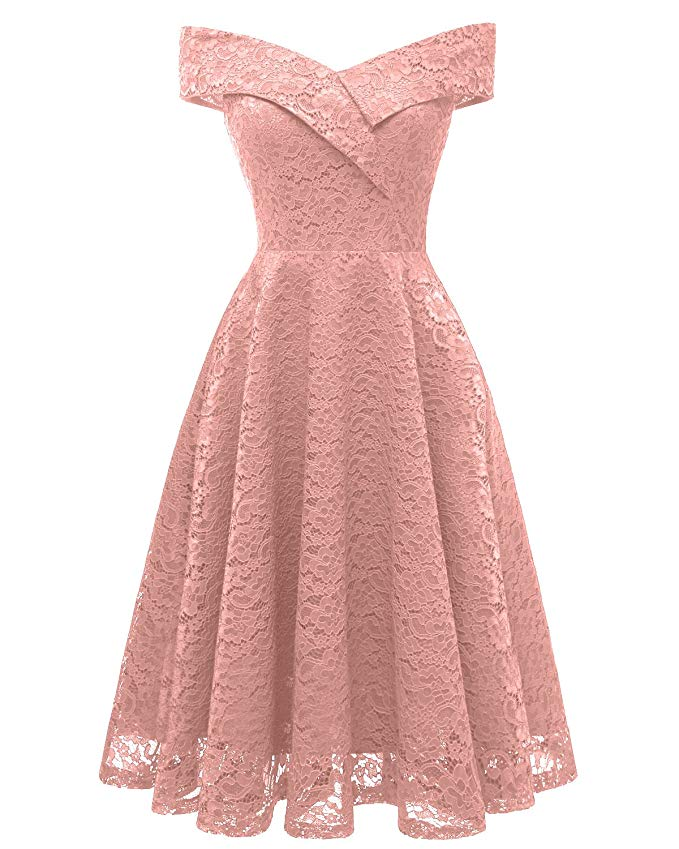 15 Romantic Blush Dresses On Amazon Perfect For Valentine S Day But First Joy