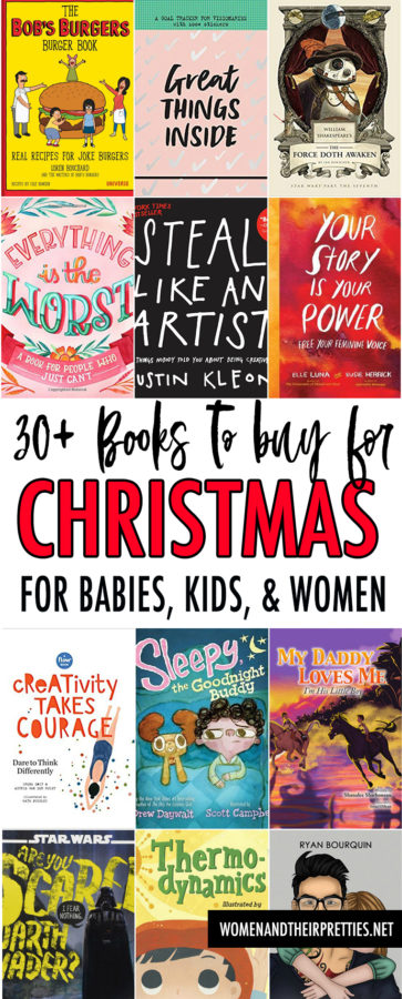 books to buy for christmas 2018