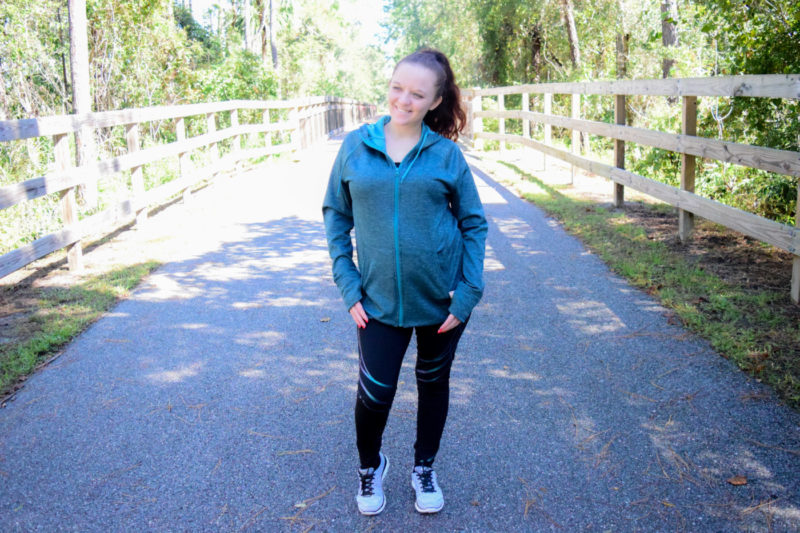 Staying Active While Pregnant – and staying comfy & cute with C9 Champion
