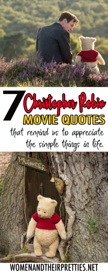 best christopher robin quotes