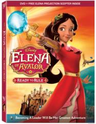 Elena of Avalor DVD