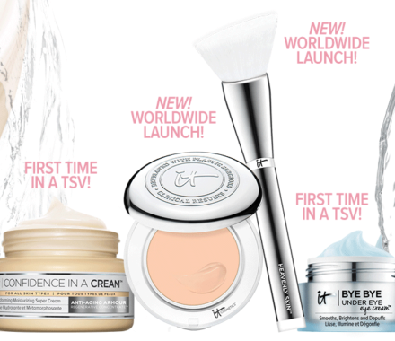 TODAY ONLY: It Cosmetics New Year, New Confidence In Your Skin Collection