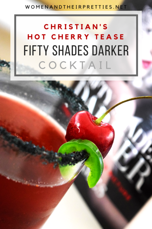 Get your girls together for a Fifty Shades Darker Masquerade Party! Use my masquerade party tutorial for @fiftyshadesmovie recipes and party ideas! #ad #FiftyShadesDarker