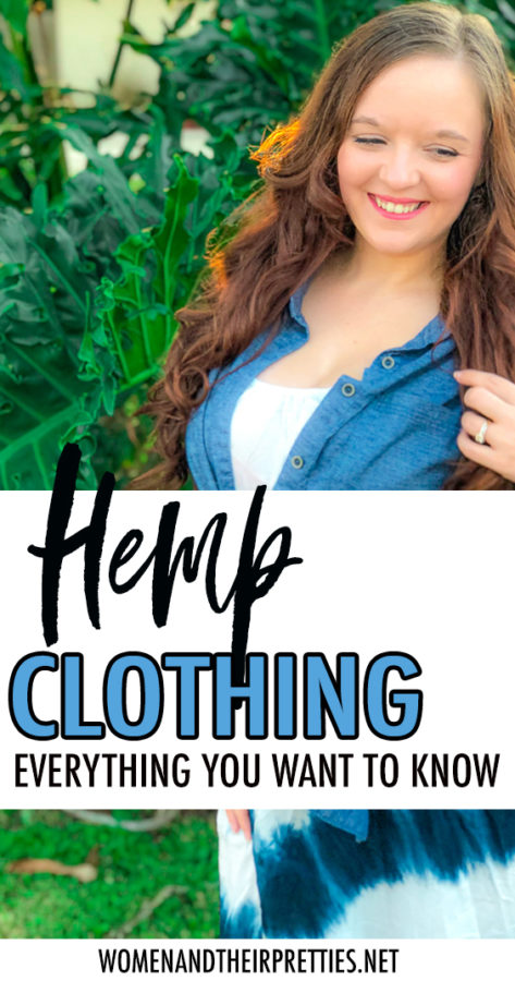 what is hemp clothing