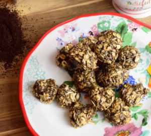 Nutty No Bake Energy Bites | The Perfect on-the-go snack