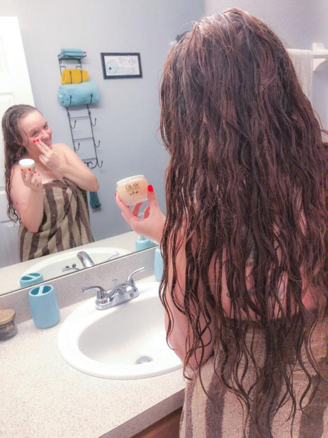 After Pregnancy Skin