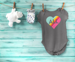 Baby Boy Equality Onesie