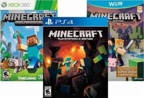 The ULTIMATE Minecraft Gift Guide – Give the kids what they want this year! #Minecraft
