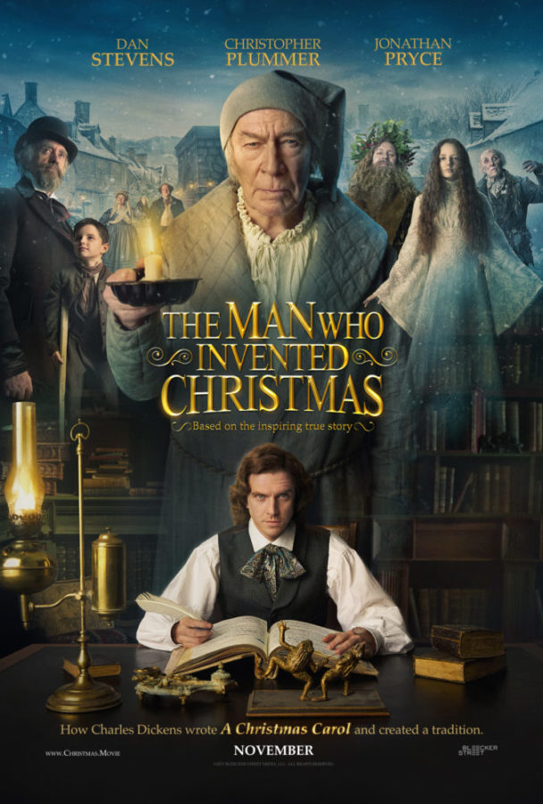 See The Man Who Invented Christmas in theaters soon & win a Christmas Prize Pack – 5 winners