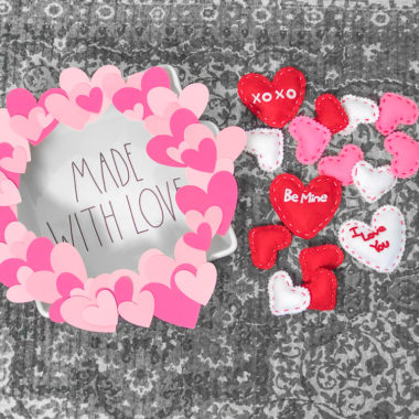 DIY Valentine's Day Wreath_4