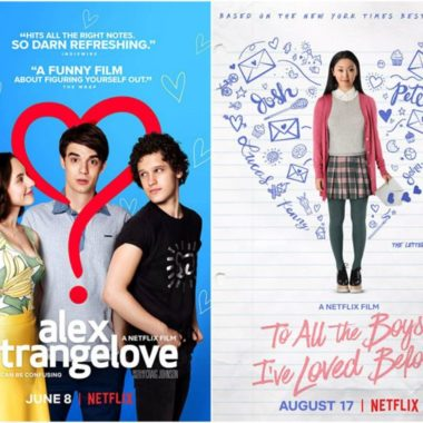 best romantic netflix originals